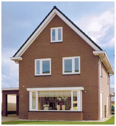 Uw eigen huis bouwen met varexhuis for Contact eigen huis