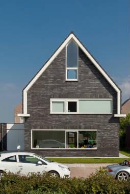 Moderne eigentijdse woningen varexhuis for Contact eigen huis