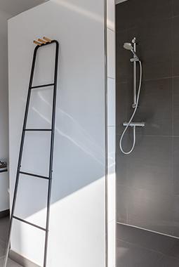 Badkamer modern en eigentijds