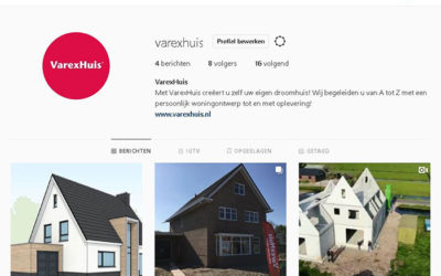 Volg ons op instagram @varexhuis