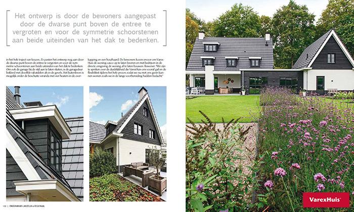 VarexHuis in Droomhuis Jaarboek 2020