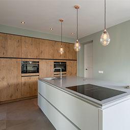 Keuken stijlvol en klassiek