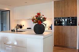 Keuken modern en eigentijds